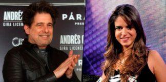 Andrés Calamaro y Marianela Mirra muy enganchados en las redes sociales. ¿Nació el amor?
