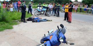 Roban motos en Tucumán.