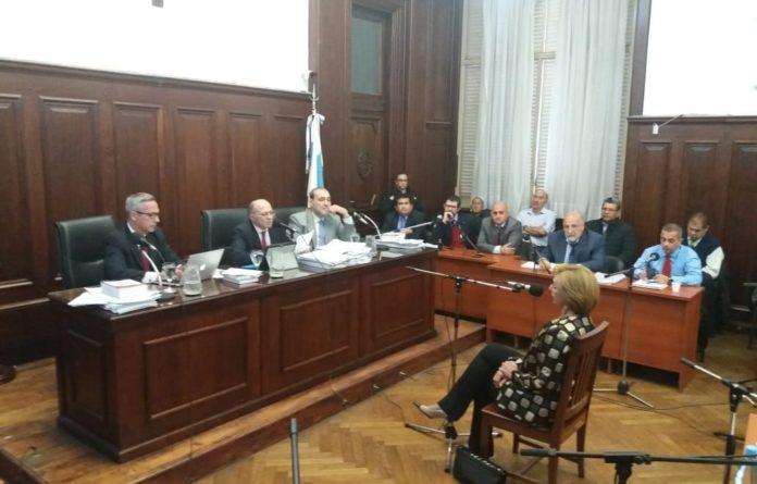 Beatriz Rojkés de Alperovich en Tribunales.
