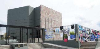 El Mausoleo de Néstor Kirchner.