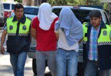 Jóvenes detenidos en Tucumán