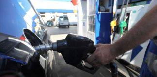 Combustibles en Argentina