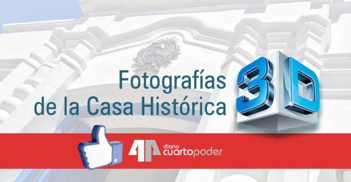 Fotografias 3d en Facebook