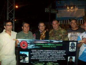 Reconocimiento de los veteranos de guerra.